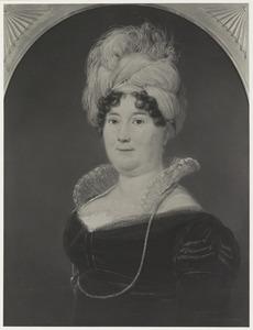 Portret van Louisa Sophia Dorothea Streithorst (1775-1835)