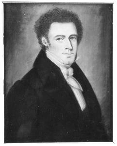 Portret van Marinus Was (1811-1872)