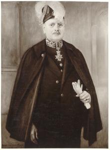 Portret van Jonkheer Frans Beelaerts van Blokland (1872-1956)