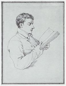 Portret van Jacob Claude Swart (1794-1816)
