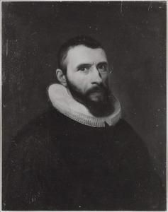 Portret van Ludovicus (Louis) de Dieu (1590-1642)