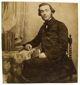Portret van Didericus Gysbertus van Epen (1818-1888)