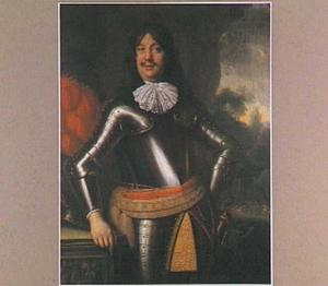 Portret van Adriaen Tromp (?-1679)