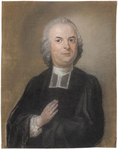 Portret van Etienne Lespinasse (.... -1761)
