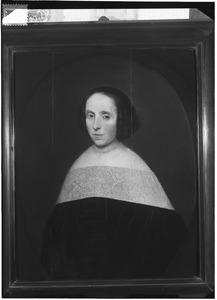 Portret van waarschijnlijk Adriana van Beaumont ( -1667)