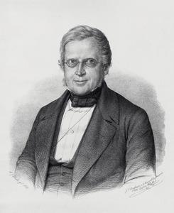 Portret van Jeronimo de Bosch Kemper (1808-1876)