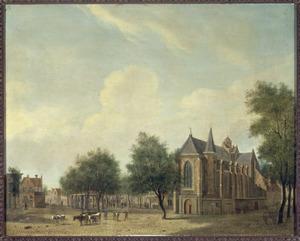 De Mariakerk aan de Mariaplaats te Utrecht