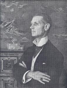 Portret van Eugène de Stuers (1879-1940)