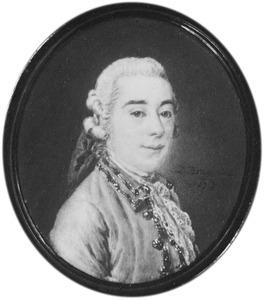 Portret van Jean Constantijn van Alderwerelt (1746-1825)