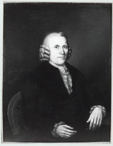 Portret van een man, mogelijk Jan Carel van der Upwich (1734-1794)