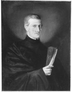 Portret van Petrus van der Ploeg (1815-1881)