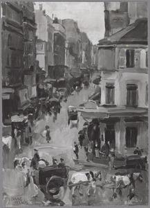 Rue de Clignancourt, Parijs