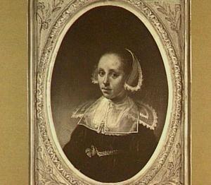 Portret van een 23-jarige vrouw