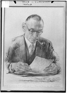 Portret van Jacob Eduard van Heemskerck van Beest (1890-1963)