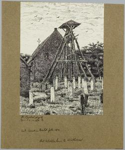 Het klokkenhuis te Giethoorn
