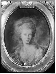 Portret van Charlotte Augusta Mathilde van Hannover (1766-1828)