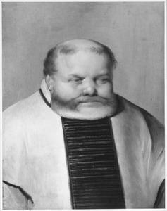 Doodsportret van Cornelis Arentsz. Lichthert (1552-1613)