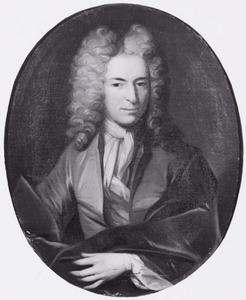 Portret van Abraham Lambertus van Leeuwen (1679-1721)