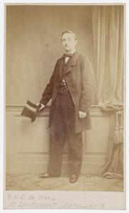 Portret van Rudolph Helperich Eyssonius de Waal (1839-1903)