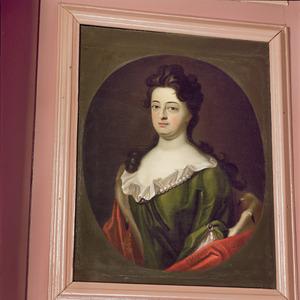 Portret van Sophia Charlotte van Hannover (1668-1705)
