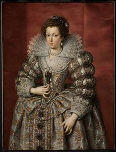 Portret van Anna van Oostenrijk (1601-1666)
