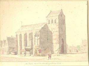 De kerk van Hardenberg