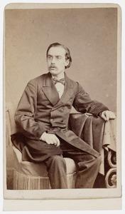 Portret van Bartholomeus Tours (1838-1897)