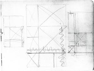 Sheet E: three rectangle compositions'