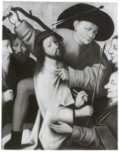 De doornenkroning van Christus