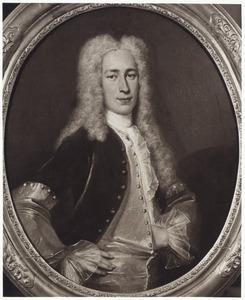 Portret van Gaspard Rudolph van Kinschot (1704-1748)