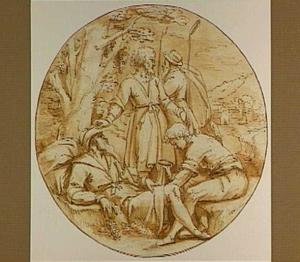 De dronkenschap van Noach (Genesis 9: 20-29)