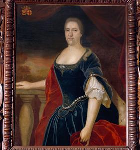 Portret van een lid van de familie Van Rechteren