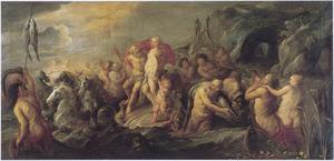 De triomf van Neptunus en Amphitrite