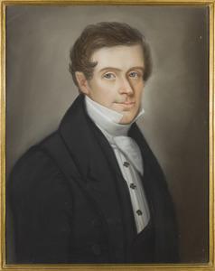 Portret van Adriaan Johan Tengbergen (1806-1878)