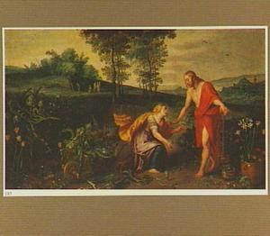 Christus verschijnt aan Maria Magdalena (Noli me tangere)