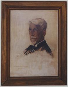 Portret van Johannes Wagenaar (1862-1941)