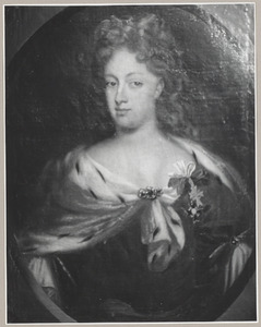 Portret van Henriëtta Albertina van Nassau-Dietz (1686-1754)