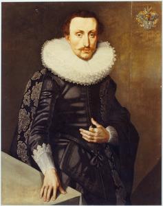Portret van waarschijnlijk Bernardus Alting ( -1657)