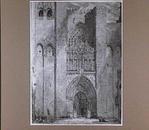 De Kathedraal van Avila