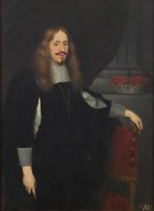Portret van aartshertog Leopold Wilhelm (1614-1662)