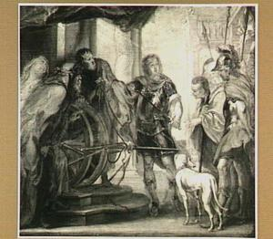 Alexander de Grote en de Gordiaanse knoop