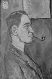 Portret van Otto Louis van der Aa (1902-1988)