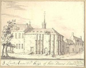 Zutphen, het Munitiemagazijn of Adamsklooster
