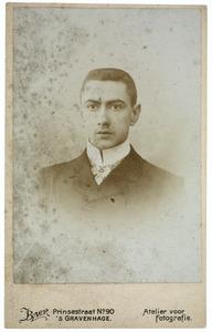 Portret van A.C. van der Vet