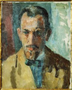 Portret van Pieter de Monchy