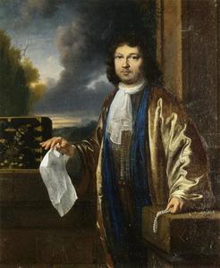 Portret van Godart Verdion (?-1702)