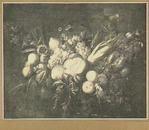 Guirlande van vruchten