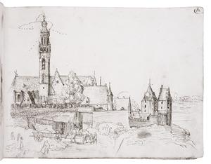 De Sint-Michielsabdij in Antwerpen