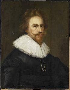 Zelfportret van Wybrand Simonsz. de Geest (1592-1667)