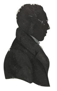 Portret van David van Heyst (1802-1836)